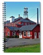 Thomas Kay Woolen Mill Spiral Notebook