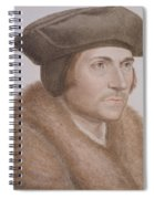 Thomas More Spiral Notebook