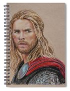 Thor Spiral Notebook
