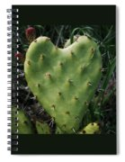 Thorny Heart Spiral Notebook
