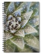 Thorny Succulent Spiral Notebook