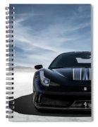 Thoroughbred Spiral Notebook