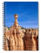Thors Hammer, Bryce Canyon Spiral Notebook