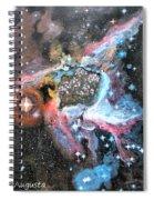 Thor's Helmet Nebula Spiral Notebook
