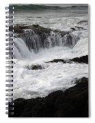 Thors Well Oregon Spiral Notebook