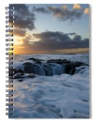 Thors Well Oregon Truly A Place Of Magic 3 Spiral Notebook