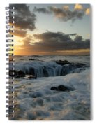 Thors Well Truly A Place Of Magic 4 Spiral Notebook