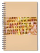 Those Autumn Leaves Spiral Notebook