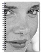 Those Eye's Spiral Notebook