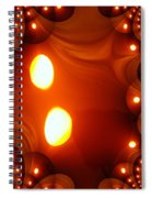 Those Starry Dreams Of Home Spiral Notebook