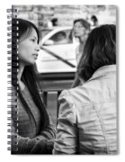 Thoughtful Spiral Notebook