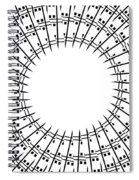 Thousand Windows Spiral Notebook