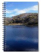 Threadbo Lake Panorama - Australia Spiral Notebook