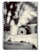 Threads Of Life  Spiral Notebook