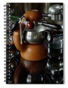 Three Atomic 2 Spiral Notebook