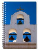 Three Bells In The Afternoon Spiral Notebook