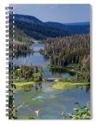 Three Bridges Spiral Notebook