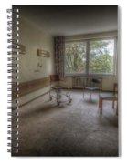 Three Ill's Spiral Notebook