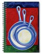 Three Irons Spiral Notebook
