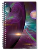 Three Lords A Leaping Spiral Notebook