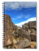 Three Rivers Petroglyphs 2 Spiral Notebook