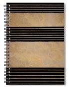 Three Steps Spiral Notebook