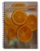 Three To Infinity Spiral Notebook