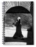 Through The Archway.. Spiral Notebook