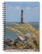 Through The Sea Grass Spiral Notebook