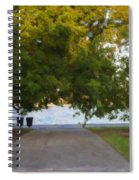 Through The Tree's Spiral Notebook