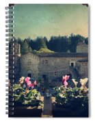 Through Time Spiral Notebook