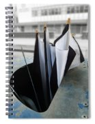 Throw Away Your Umbrellas The Rain Has Stopped Spiral Notebook