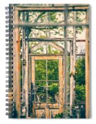 Thru Times Window Spiral Notebook