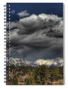 Thunder Mountains Spiral Notebook