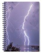 Thunderation Spiral Notebook