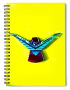 Thunderbird 1958 Spiral Notebook