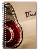 Thunderbird Spiral Notebook