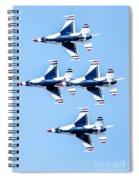 Thunderbirds   Spiral Notebook