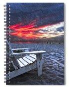 Thunderdawn Spiral Notebook