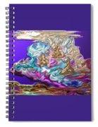 Thunderhead 3 Spiral Notebook