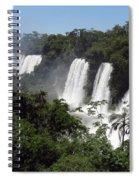 Thundering Falls Spiral Notebook