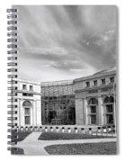 Thurgood Marshall Federal Judiciary Building Spiral Notebook