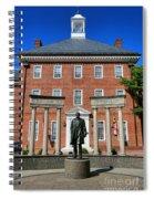 Thurgood Marshall Memorial Spiral Notebook