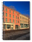 Thurmond Wv Remnants Spiral Notebook
