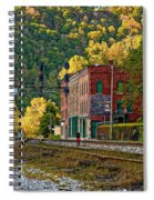 Thurmond Wv Spiral Notebook