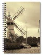Thurne Windmill IIi Spiral Notebook