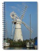 Thurne Windpump Spiral Notebook