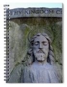 Thy Kingdom Come Spiral Notebook