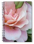 Tiara Pink Spiral Notebook