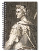Tiberius Caesar Spiral Notebook